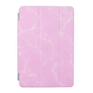 Elegant Marble style5 - Cherry Blossoms Pink iPad Mini Cover