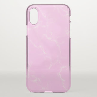 Elegant Marble style5 - Cherry Blossoms Pink iPhone X Case