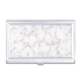 Elegant Marble style Business Card Holder