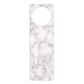 Elegant Marble style Door Hanger