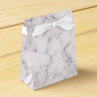 Elegant Marble style Favour Box