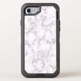 Elegant Marble style OtterBox Defender iPhone 7 Case