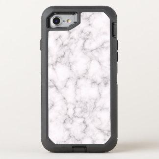 Elegant Marble style OtterBox Defender iPhone 8/7 Case