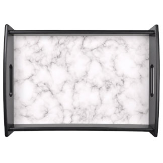 Elegant Marble style Serving Tray