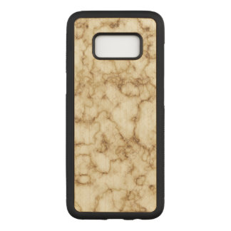 Elegant Marble Texture Carved Samsung Galaxy S8 Case