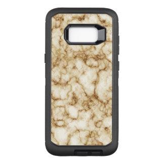 Elegant Marble Texture OtterBox Defender Samsung Galaxy S8+ Case