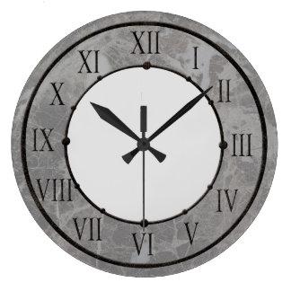 Elegant Marble Wall Clock