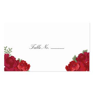 Elegant Mason Jar Guest Escort Cards Pack Of Standard Business Cards
