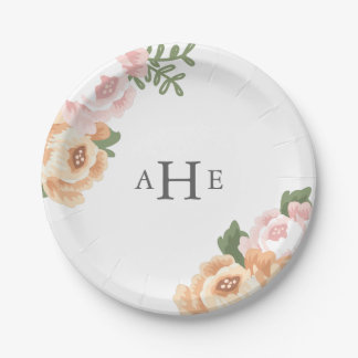 Personalised plates from Zazzle