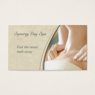 2 000 Massage Therapy Business Cards and Massage Therapy