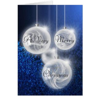 Elegant & Modern Christmas Greeting Greeting Cards