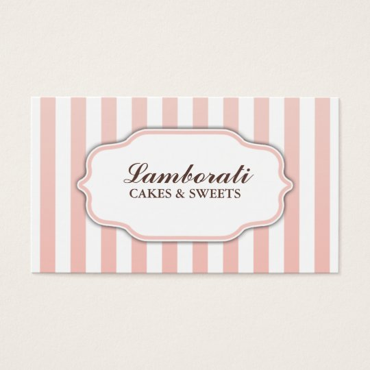 Elegant Modern Cute Pink and White Groupon Business