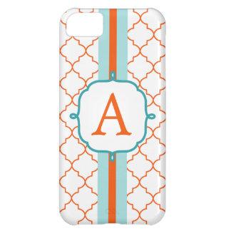 Elegant  Monogram Phone 5 Case