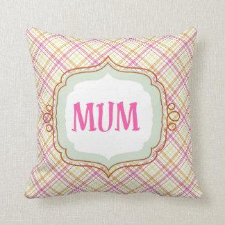Elegant Mum Cushion