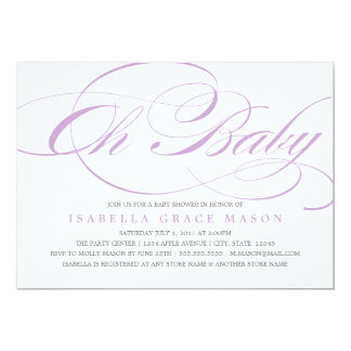 Browse Zazzle's Elegant Baby Shower Invitations Collection and personalise by colour, design, or style.