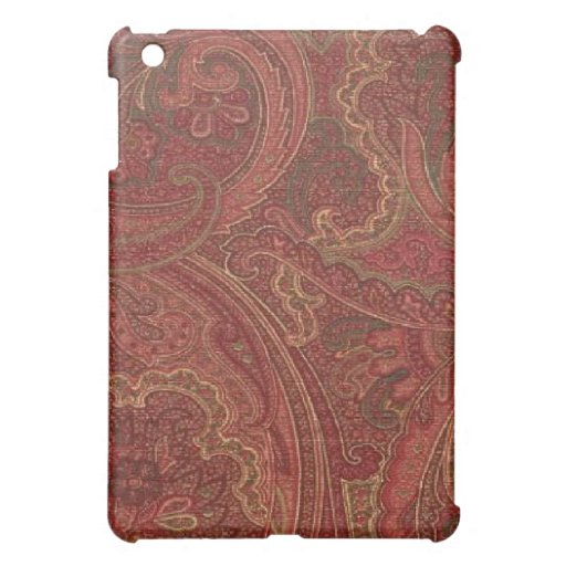 Elegant Paisley Hard Shell iPad Case