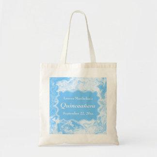 Elegant Pastel Blue Quinceanera Bags