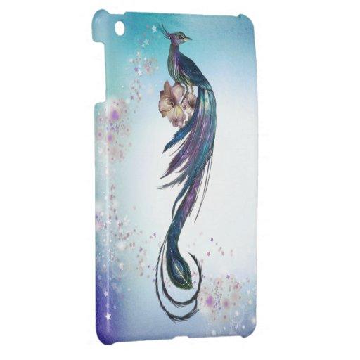Elegant Peacock Fantasy Art iPad Mini Case For The iPad Mini