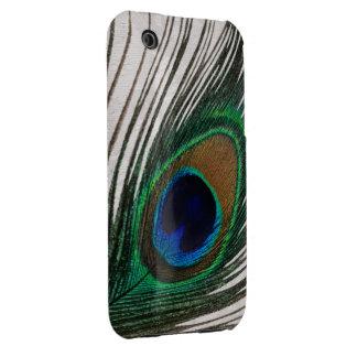 Elegant Peacock Feather iPhone 3G Case iPhone 3 Cases