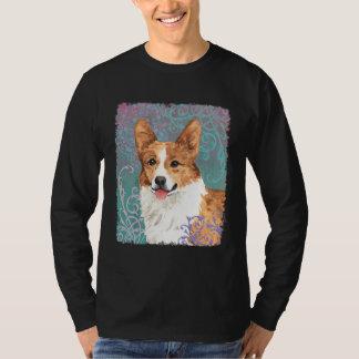 Elegant Pembroke Welsh Corgi T-Shirt