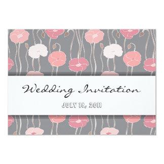 Elegant Personalised Wedding Invitation with RSVP