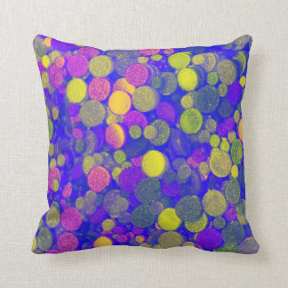 Elegant Pillow with Modern Abstract Design Cushion
