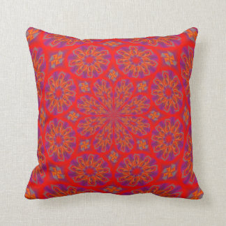 Elegant Pillow with Modern Abstract Design Throw Cushion