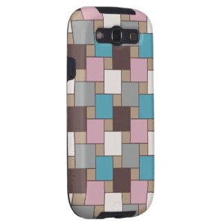Elegant Pink Nectar Galaxy S3 Case