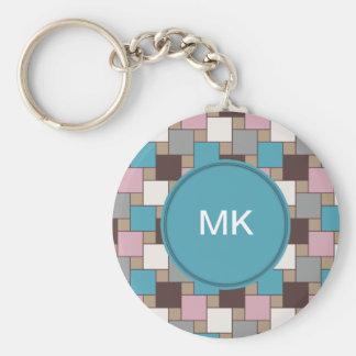 Elegant Pink Nectar Keychain
