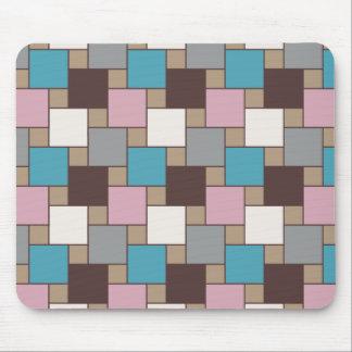 Elegant Pink Nectar Mouse Pads