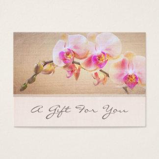 Elegant Pink Orchid Flower Floral Florist