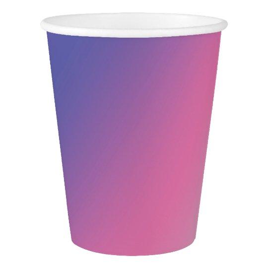 elegant pink purple blue ombre gradient colourful paper