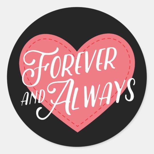 Elegant Pink Rose Flowers - Vintage Wedding Party Classic Round Sticker