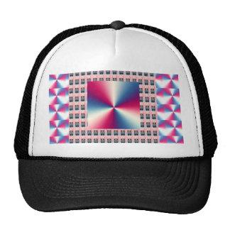 Elegant PINK Sparkle Diamond Graphics Cap