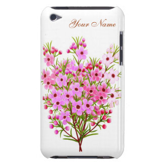 Elegant Pink Waxflower Bouquet Speck Case iPod Touch Cover