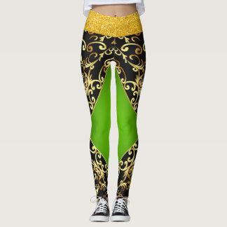 Elegant Pop Fashion Leggings