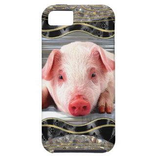 Elegant Posh Pig iPhone 5 Cover