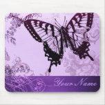 Elegant Purple Butterfly Wedding Shower