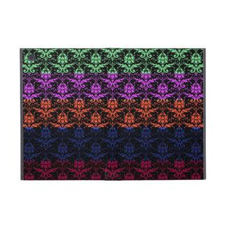 Elegant Rainbow Colorful Damask Fading Colors Cover For iPad Mini
