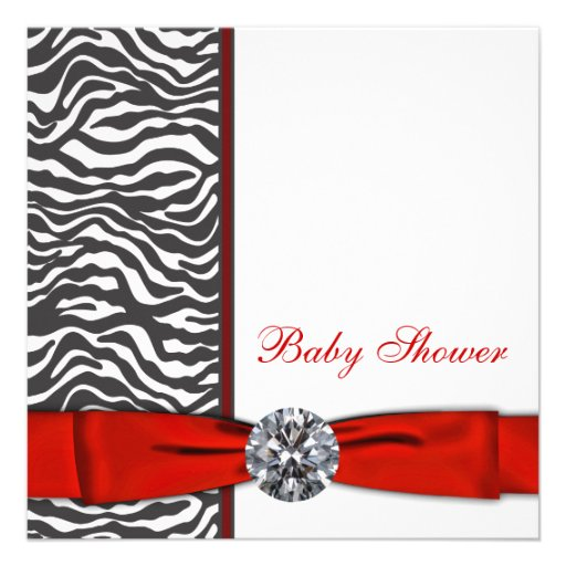 Red Bow And Jewel Invitations, 1,600+ Red Bow And Jewel Invites ...