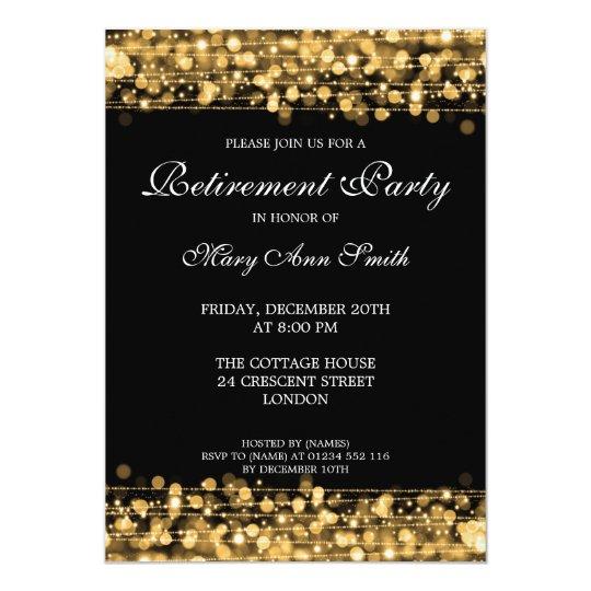 Retirement Party Invitations & Announcements | Zazzle.co.uk