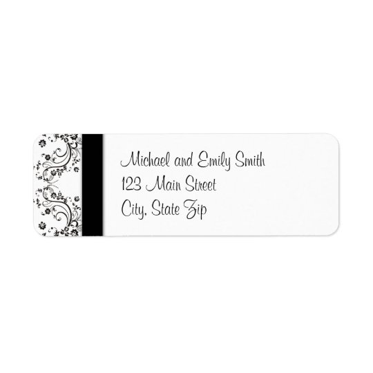 Elegant Return Address Labels