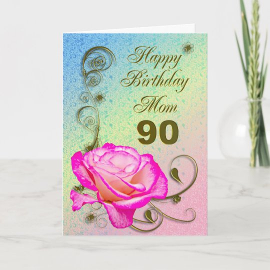 95 90th Birthday Cards For Mom
