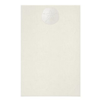 Elegant Sand Dollar Stationary 1 Stationery
