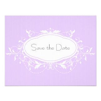Elegant Save The Date Invitiation Invites