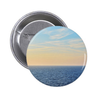 Elegant scene at Baltic Sea 6 Cm Round Badge