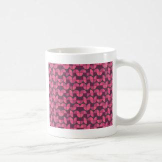 Elegant Seamless Pattern Basic White Mug