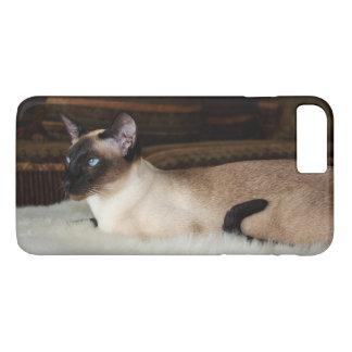 Elegant Siamese Cat iPhone 7 Plus Case