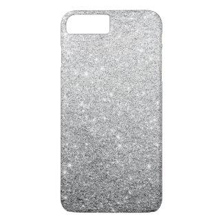 Elegant Silver Glitter iPhone 7 Plus Case