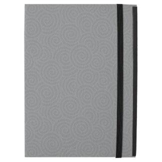 Elegant Spirals Silver Custom